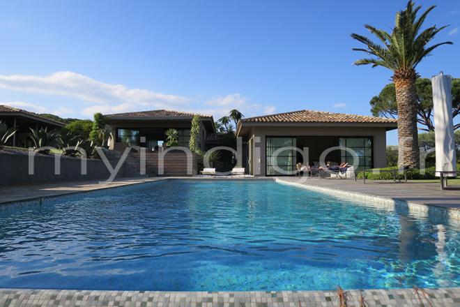 villa magnifika 6 - Villa Plain Pied De Luxe