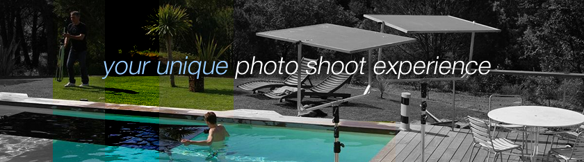 Photoshoot video locations St Tropez