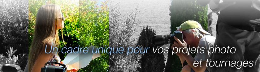 Location villa Saint Tropez pour shooting et vidéos